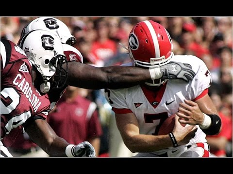 South Carolina vs. #11 Georgia 2007 ||HD|| 1080p