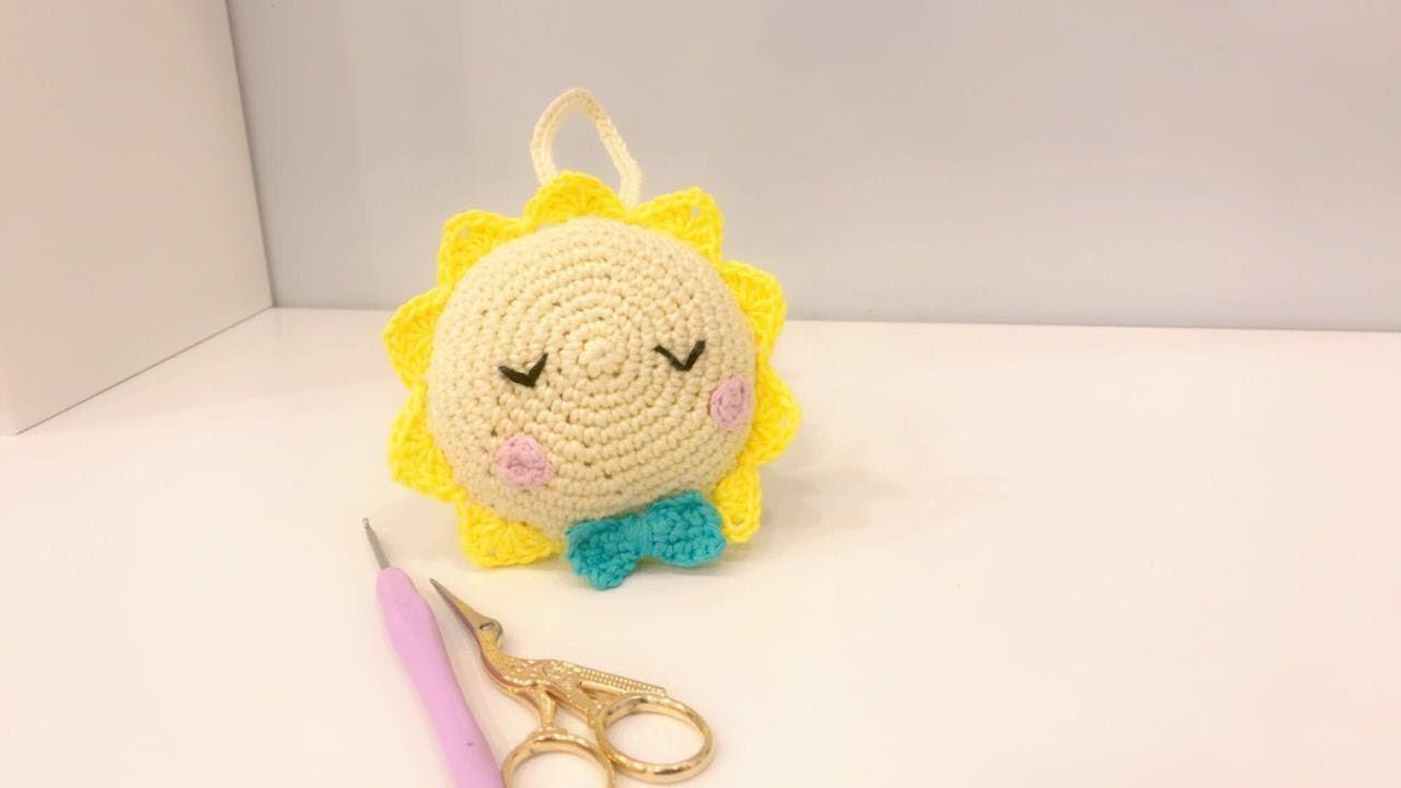 Anna's Crochet Spot: Sun Amigurumi | 720x1280