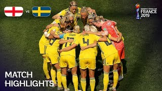England v Sweden - FIFA Women's World Cup France 2019™