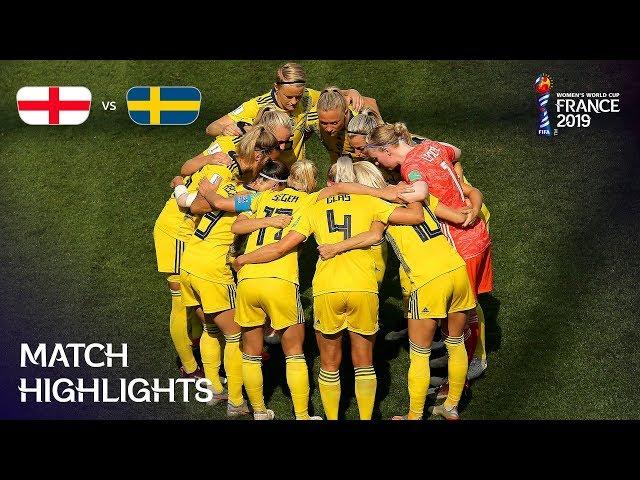 England v Sweden - FIFA Women's World Cup France 2019™