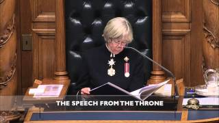 Control Spending - 2014 Speech from the Throne