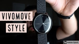 Garmin VIVOMOVE STYLE: Final Review [Likes & Dislikes]