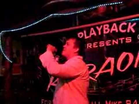 Nate Wynn is a karaoke winner