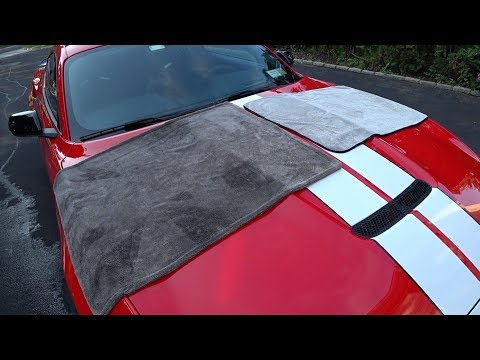 Best Auto Detailing Drying Towels Period ! Auto Fanatic