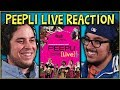 Peepli Live Trailer Reaction and Discussion