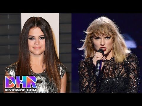 "Selena Gomez Performs ""Wolves""- Taylor Swift Wins A CMA Award (DHR)"