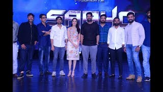 Saaho Pre Release Event Highlights LIVE | Prabhas Speech | Shraddha Kapoor | SS Rajamouli