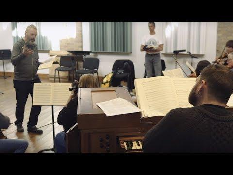 Mark Padmore explains Bach's St Matthew Passion