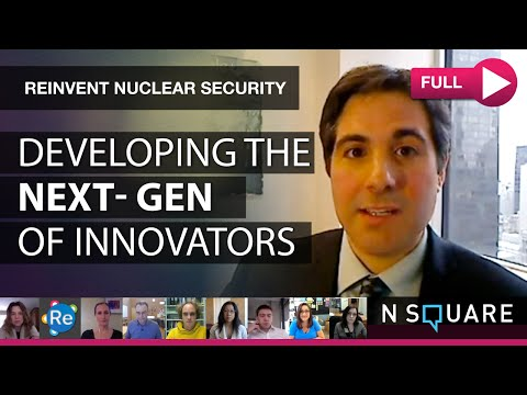 Recruiting Next-Generation Innovators (Roundtable) | Reinvent Nuclear Security