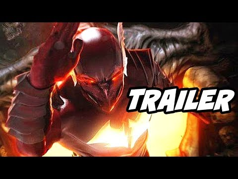 The Flash Season 6 Trailer - Episode 1 Crisis On Infinite Earths Easter Eggs Breakdown