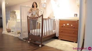 Обзор по кроватке Baby Expert Perla