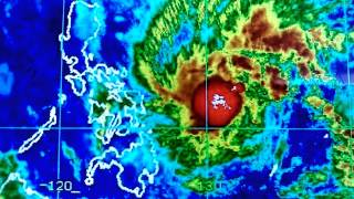 """Typhoon """"Amang"""" Latest Update - January 16, 2015 at 11:00AM"""