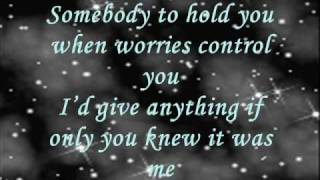 Somebody out there by david a with lyrics.another great song from david. check my other videos for more of archuleta.enjoy!comment and rate!i don't...