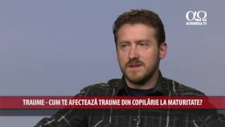 Cum te afecteaza traume din copilarie la maturitate; exemplu - Bogdan Graur