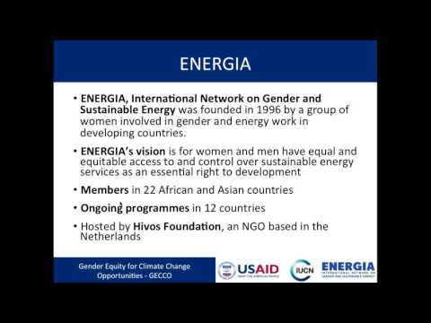 Technology and data collection: Allies in women centric energy access programmes