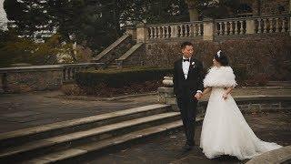 Paul + Margaret | Toronto Winter Wedding Highlight Video from Graydon Hall
