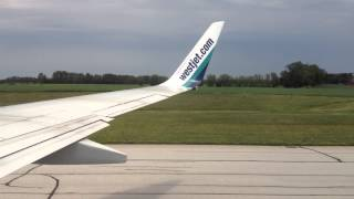 Taking Off from London International Airport