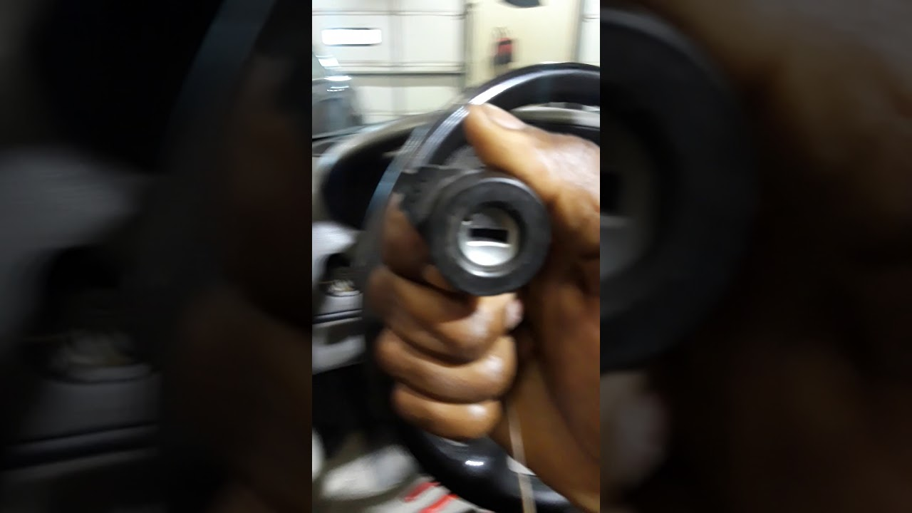 How To Remove Lock Cylinder On 2000 Porsche Boxster