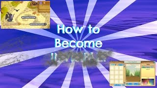 [Animal Jam] How to Become INVISIBLE! (Works 2015)
