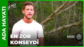Nikos'un Duygusal Anları - Survivor 76. Bölüm