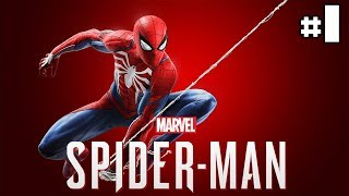 MARVEL SPIDER-MAN | Let's Play #1 [FR]
