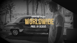 [FREE] Marvin Game x Bausa Type Beat - Worldwide (Prod. By Deasus)