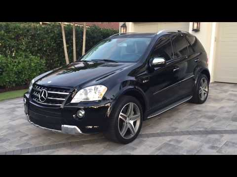2009 Mercedes Benz ML63 AMG Review and Test Drive by Bill - Auto Europa Naples