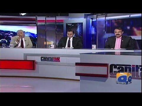 Capital Talk - 24 August 2017 - Geo News