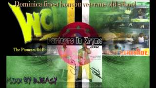 Dominica finest best of the best old school bouyon mixx by djeasy