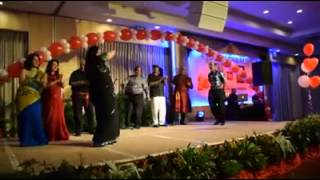 Dance in Singapore Indian song