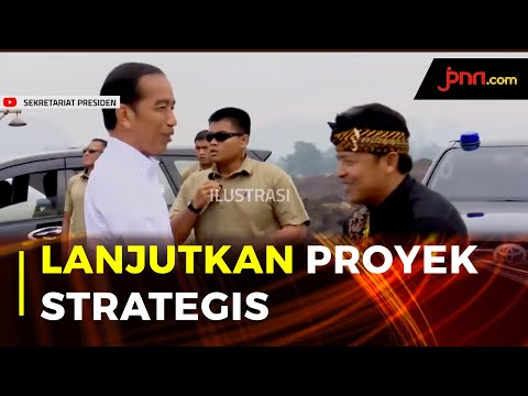 Jokowi: Proyek Strategis Nasional Harus Tetap Dikebut
