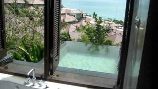 bhundhari deluxe pool villa with sea view interior thailand