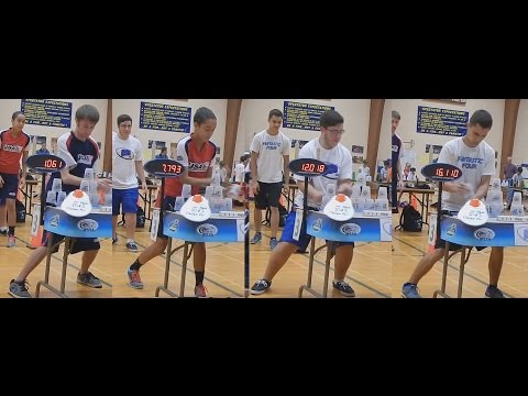 Connecticut Sport Stacking Championships 2015 Relay