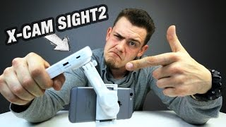 X-CAM SIGHT2 Стабилизатор Для Смартфона за 50 Баксов