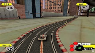 Grooverider: Slot Car Thunder GameCube Gameplay HD