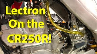 Lectron Carburetor on the 2003 Honda CR250R | This thing SCREAMS now!