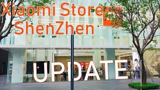 Xiaomi Store Shenzhen China What's New Update