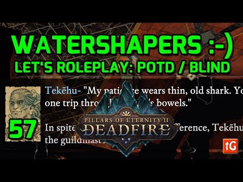 Let's Roleplay Pillars of Eternity 2: Deadfire - The Watershapers, Path of the Damned Let's Play #57 |