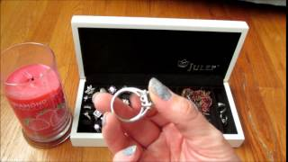 Diamond Candle Ring Collection - 15 Rings!