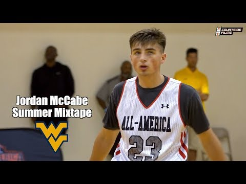 WVU Commit Jordan McCabe Summer Mixtape!