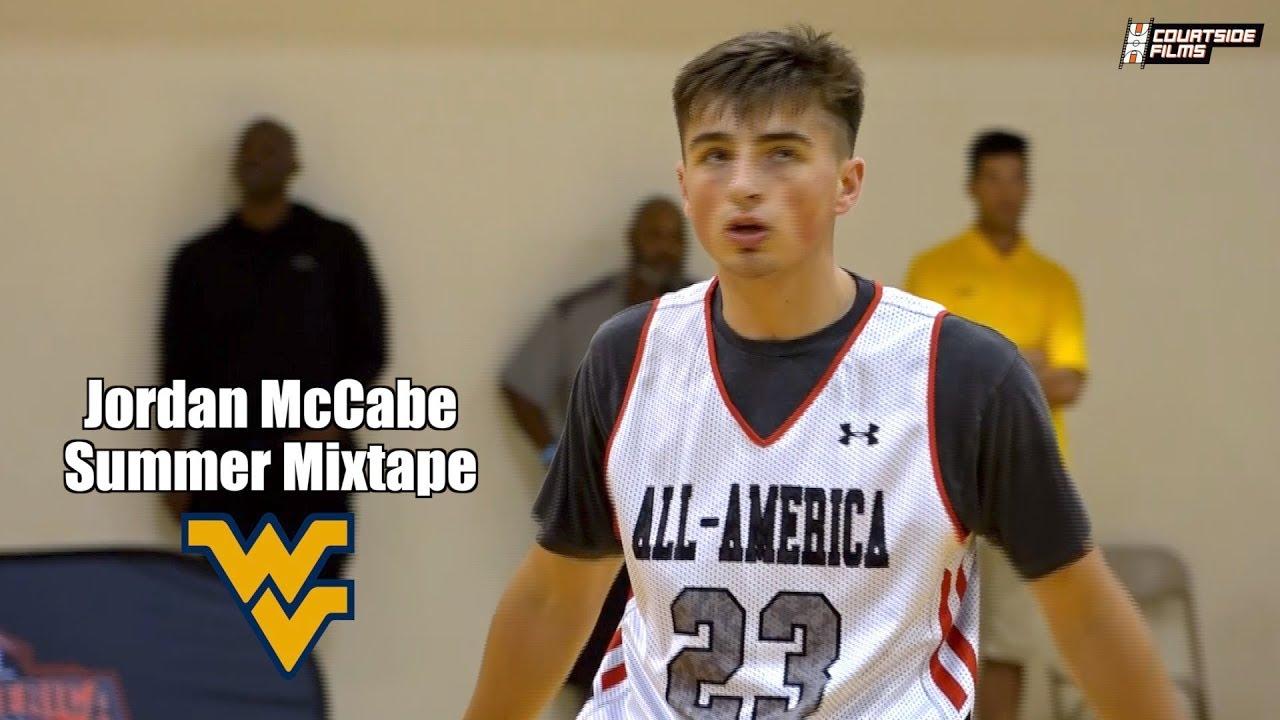 007c9837de4 WVU Commit Jordan McCabe Summer Mixtape! - YouTube