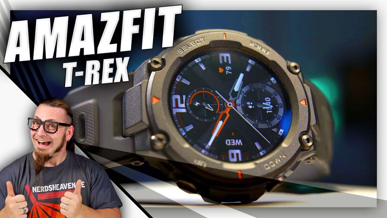 Amazfit T-Rex - Die Casio G-SHOCK unter den Smartwatches? - Test