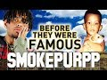SMOKEPURPP - Before They Were Famous - REAL NAME EXCLUSIVE!!!