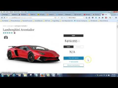 Fort Ad Pays | How To Buy A Lamborghini Aventador For $500 FortAdPays (Must See!)