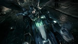 Batman Arkham Knight Gameplay 10 Minutes 2015 (PC/PS4/XBOX ONE)