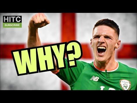 IRISH GUY'S MESSAGE FOR DECLAN RICE