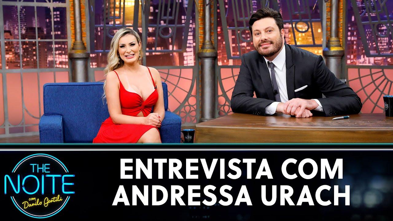 Download Entrevista com Andressa Urach   The Noite (14/04/21)