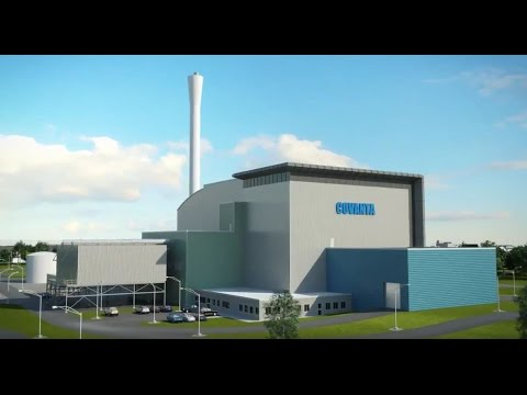 Energy-from-Waste Facility Virtual Tour
