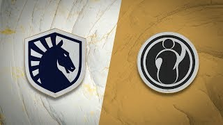 TL vs IG | Worlds Group Stage Day 2 | Team Liquid vs Invictus Gaming (2019)