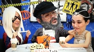 Halloween #TableTalk with Special Guest George RR Martin!